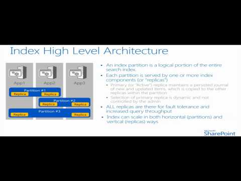 SharePoint 2013 Search Architecture & Topology Changes & Features Part 2  EPC Group