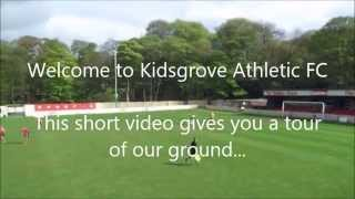 Kidsgrove Athletic FC - Welcome