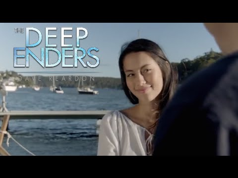 The Deep Enders BOOK TRAILER - by Dave Reardon (young adult fiction)