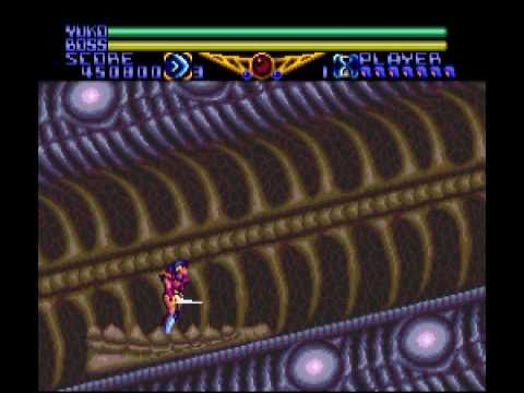 PC Engine Longplay [042] Valis II