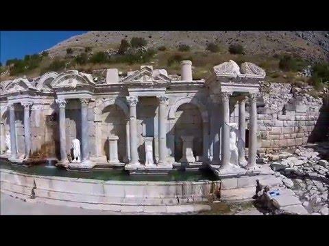Golfin Travel Sagalassos Day Tour from Antalya