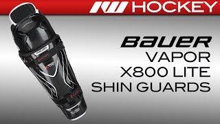 Bauer Vapor X800 Lite Shin Guard Review