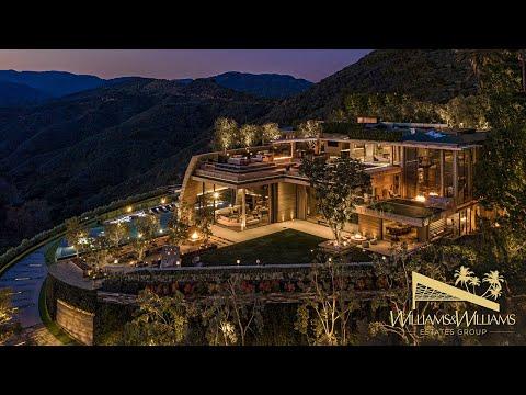 1601 San Onofre Dr | Pacific Palisades - Видео онлайн