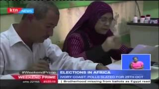 ELECTIONS IN AFRICA: Tests of democracy in Africa as countries take to the polls