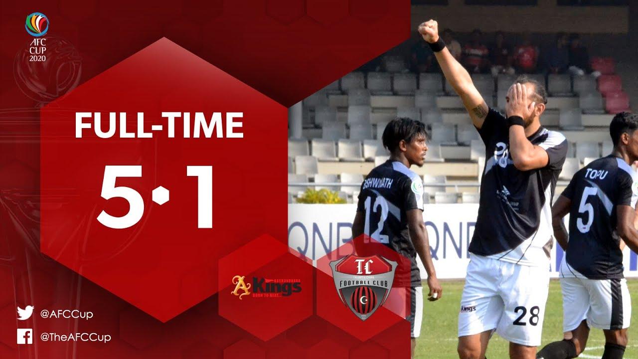#AFCCup2020 : BASHUNDHARA KINGS (BAN) 5-1 TC SPORTS CLUB (MDV) : Highlights