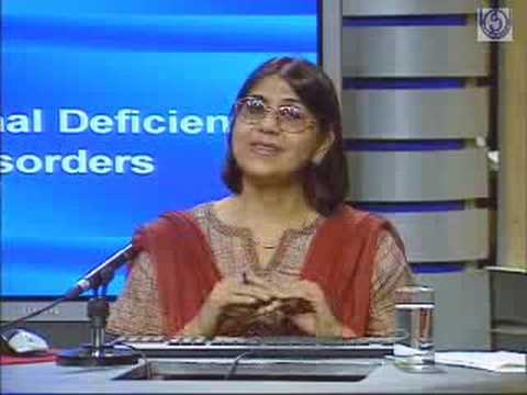 Nutritional Deficiency Disorders