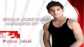 Instrumental Karaoke Chale Jaise Hawaien_Main Hoon Na_By Wajahat Jawaid