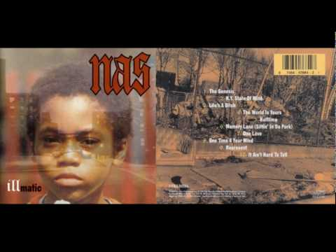 Nas - The Genesis (Skit)