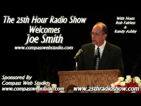 "Joe Smith - Owner Of Compass Web Studio - Sponsor Of ""The 25th Hour Radio Show"""