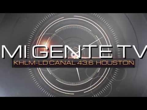 Mi Gente TV 43.6 Local Houston Channel