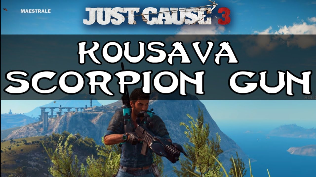 Maestrale just cause 3 bases of dating