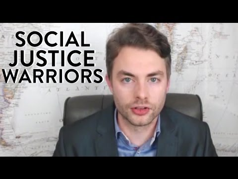 Paul Joseph Watson on Libertarians and Social Justice Warriors