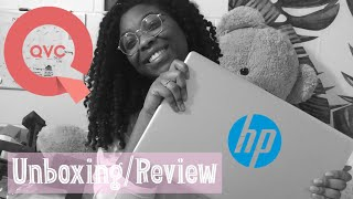 "17"" QVC HP Laptop Unboxing/Review 