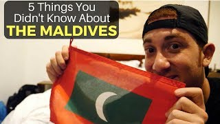5 things you didnt know about the maldives