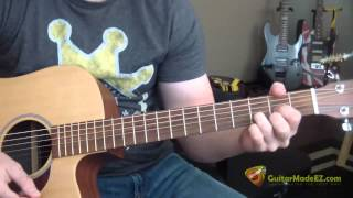 Led Zeppelin - Tangerine - Guitar Lesson (INTRO, OUTRO, CHORUS, VERSE)