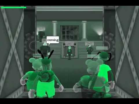 Toontown  Story Lawbot Building