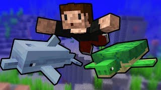 PODWODNA AKTUALIZACJA 2 - Minecraft: Bedrock