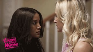 Marcie and Alex Face Off | Tyler Perry's If Loving You Is Wrong | Oprah Winfrey Network