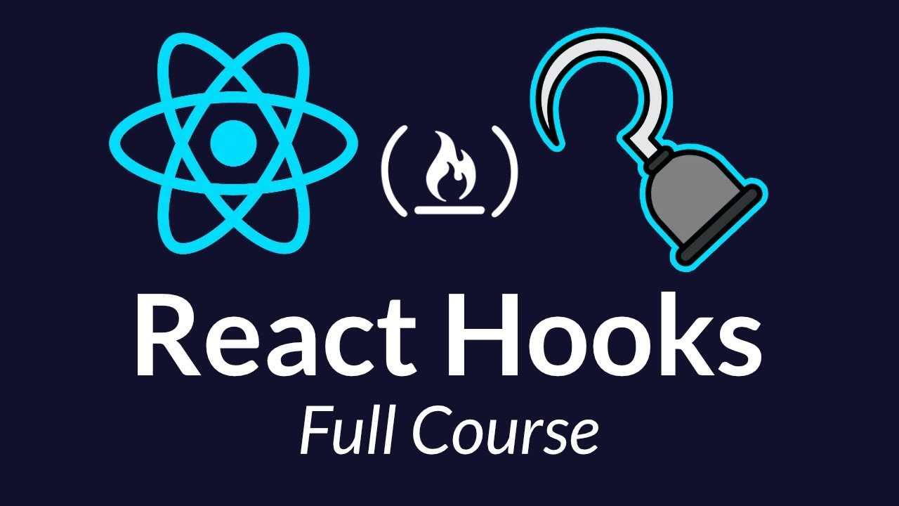 React Hooks - Crash Course Tutorial
