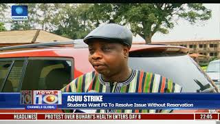 ASUU Strike: OAU Defies Order, Examination Continues On Campus
