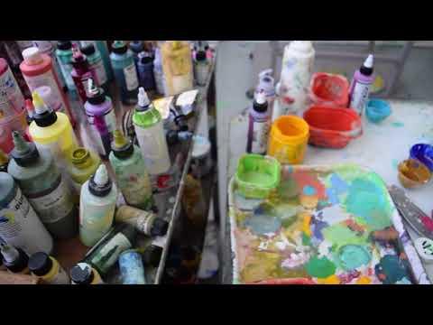 """Women Painting"" from Girls' Club | Art Loft 601 Full Episode"