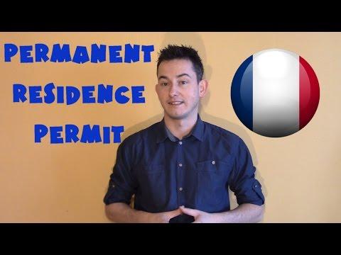 France #7 - Permanent residence permit (NAPISY PL)