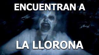 Encuentran A La LLORONA - La Verdadera Historia - Videos De Terror Real