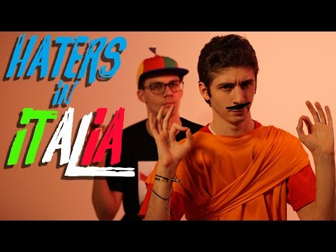 FAVIJ - HATERS IN ITALIA - Parodia Occidentali's Karma