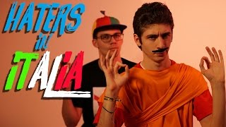 vuclip FAVIJ - HATERS IN ITALIA - Parodia Occidentali's Karma