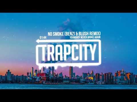 Youngboy Never Broke Again - No Smoke (BENZI & Blush Remix)
