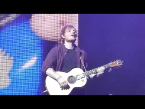 Ed Sheeran - Lego House - Glendale, AZ - 8.31.14