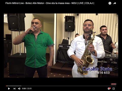 Florin Mitroi Live - Botez Alin Nistor - Cine sta la masa mea - NOU | LIVE | COLAJ |