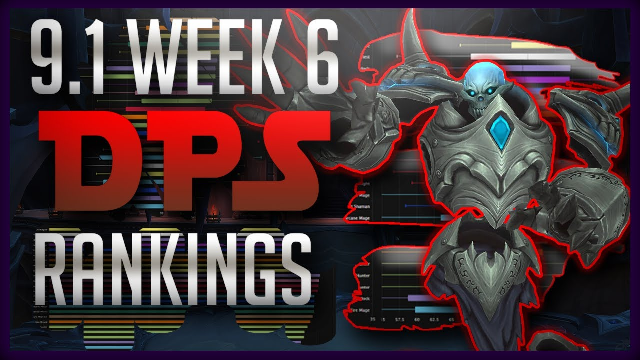 9.1 Week 6: Best DPS Specs in Raid and Spec Popularity - All Changes: WHERE DID THE MAGES GO?!