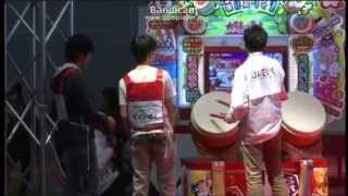 全日本音ゲー頂上決戦!! 太鼓の達人部門 決勝