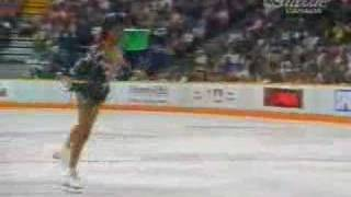 Debi Thomas - 1987 Skate Canada Long Program