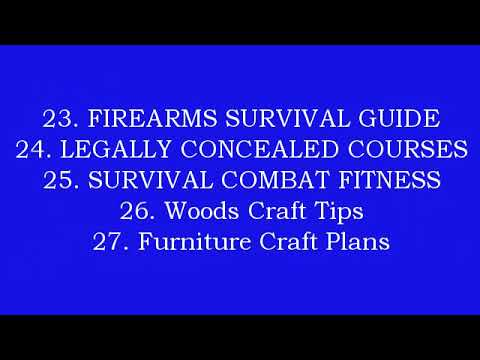 Survival Prepping Tips