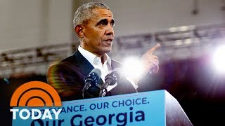 Obama Takes Aim At Republicans On Midterms Campaign Trail | TODAY