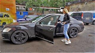 ОБМЕНИВАЮ Audi на MERCEDES попала на МОШЕННИКОВ