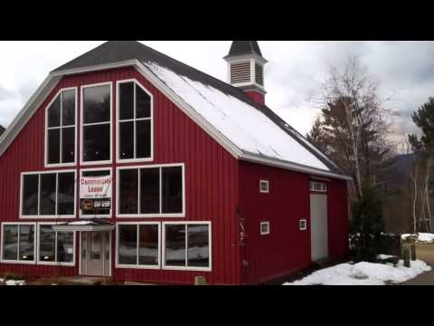 North Conway NH commercial real estate by Bill Barbin 603-986-0385