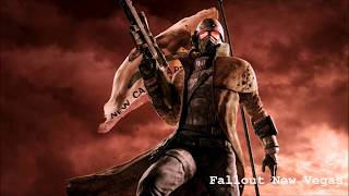 Fallout 4, New Vegas and 3 - Main Theme Soundtracks