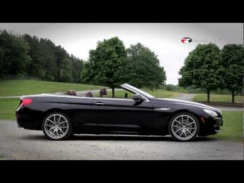 BMW 6 Series Convertible 2012 650i With Emme Hall By RoadflyTV