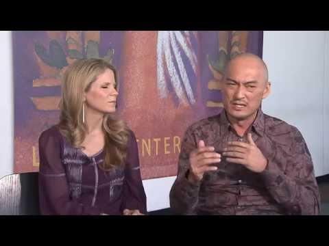 """Backstage on Broadway: Tony nominees Kelli O'Hara, Ken Watanabe star in revival of """"The King and I"""