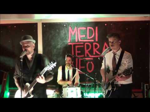 Olly Riva [The Magnetics/The SoulRockets] live @Mediterraneo