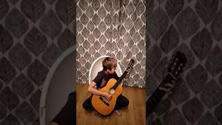 Играю на гитаре 21 pilots - Heathens, песню из фильма Отряд самоубийц