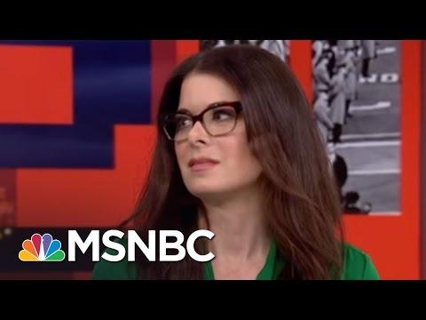 Debra Messing: 'It Was A Shock' | Hardball | MSNBC