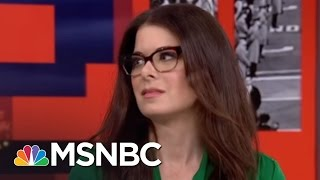 Debra Messing: 'It Was A Shock' | Hardball | MSNBC