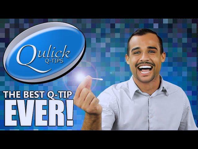 Qulick Q Tip Infomercial Commercial