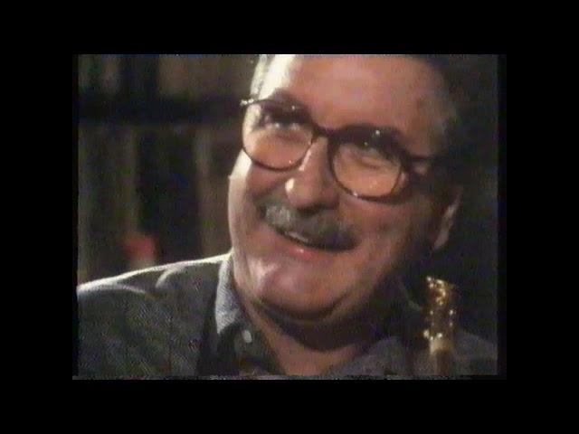 Joe Temperley - Temperley's Town - feat. Cecil Payne, Milt Hinton, Buck Clayton. old VHS t.v.prog.