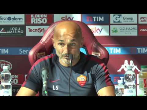 """Spalletti post Torino: """"Alle prime difficoltà ci abbassiamo, colpa di menti un po' malate"""""""