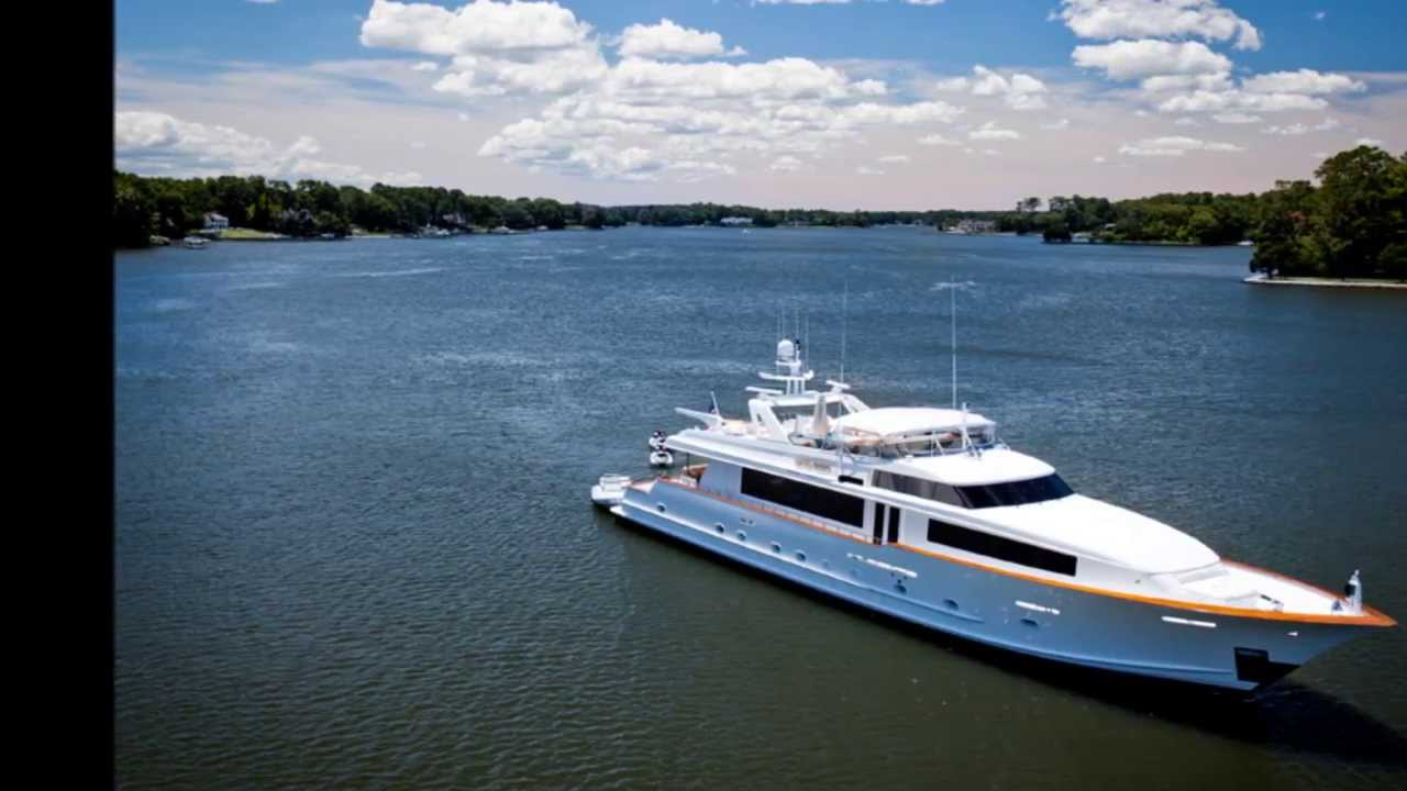 SALACIA 115' Broward Motor Yacht for sale by RJC Yacht Sales & Charter